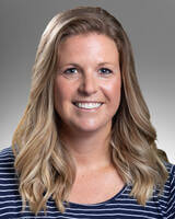 Physical therapist Brittany Kieffer