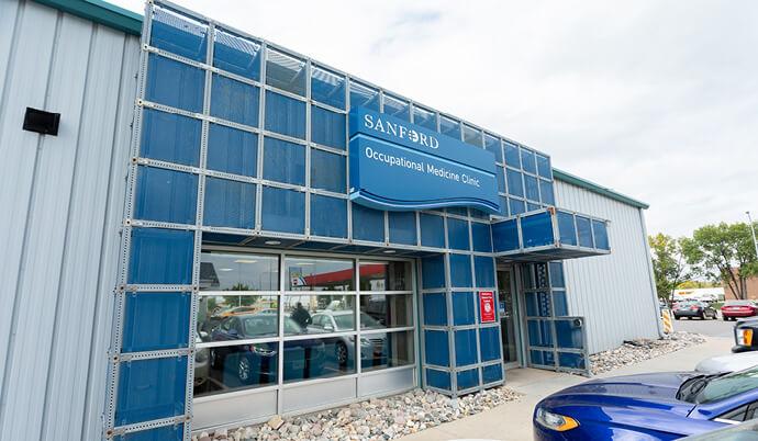Sanford Health Occupational Medicine Clinic Fargo | Fargo, ND