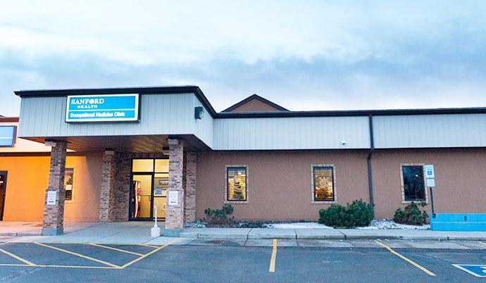 Sanford Health Occupational Medicine Clinic Dickinson Nd