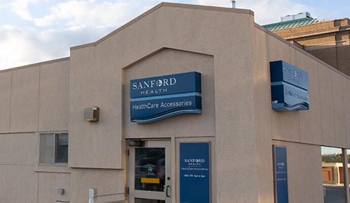 Sanford Health Healthcare Accessories Minot Nd