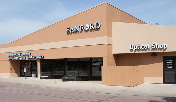 Sanford Eye Optical Center Sioux Falls Sd