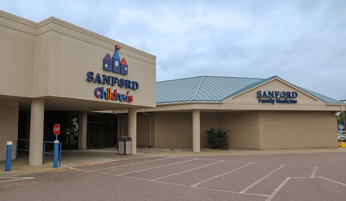 Sanford Family Medicine Clinic 26th Sycamore Sioux Falls Sd