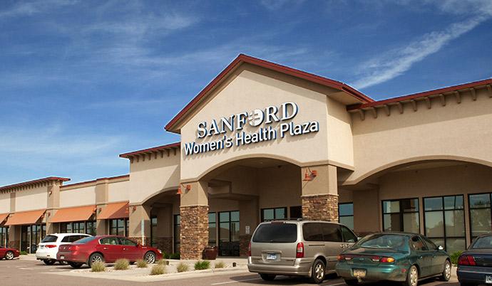 Sanford Women S Health Plaza Sioux Falls Sd