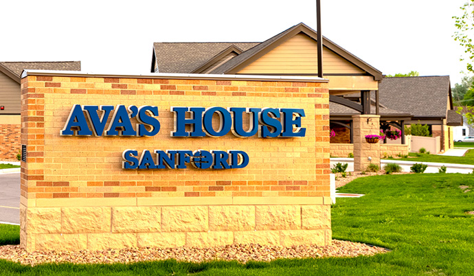sanford avas house